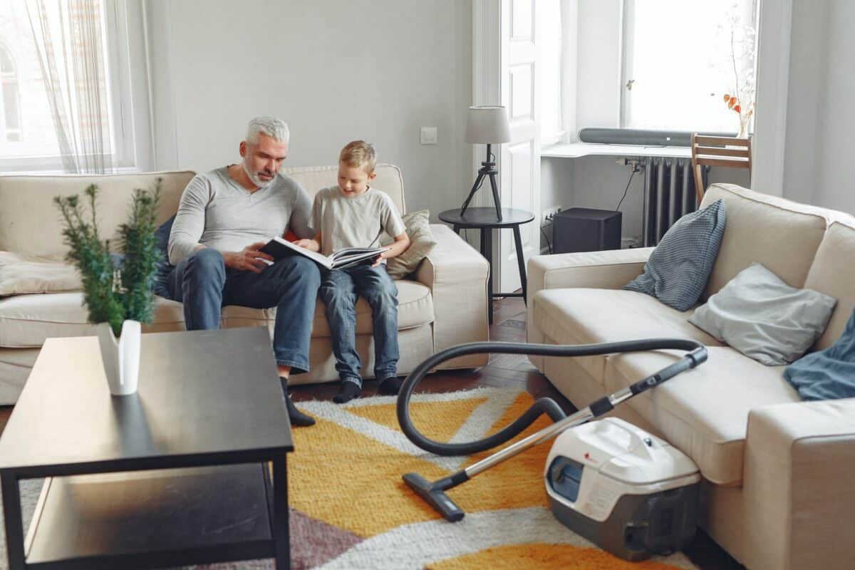 Top Five Worst Things You Can Do for Your Carpet